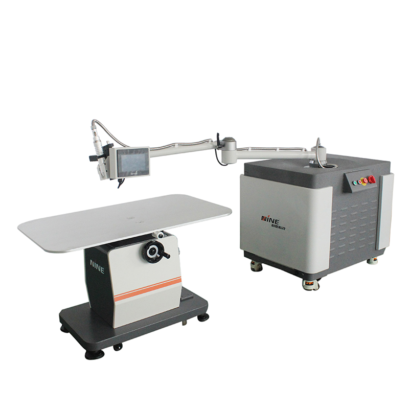 Handheld optical fiber transmission laser welding machine NX