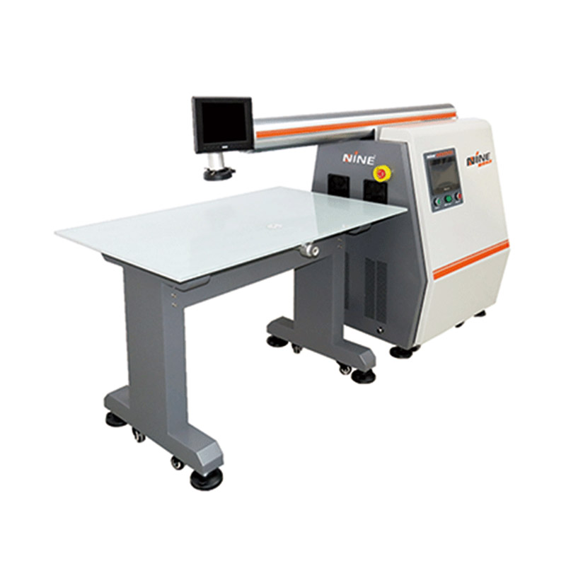 Advertising word laser welding machine N5S